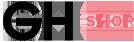 GH Shop logo
