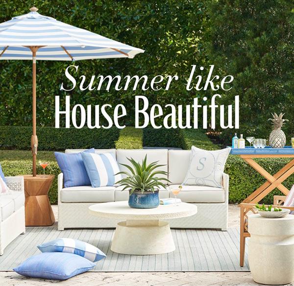 Summer like House Beautiful