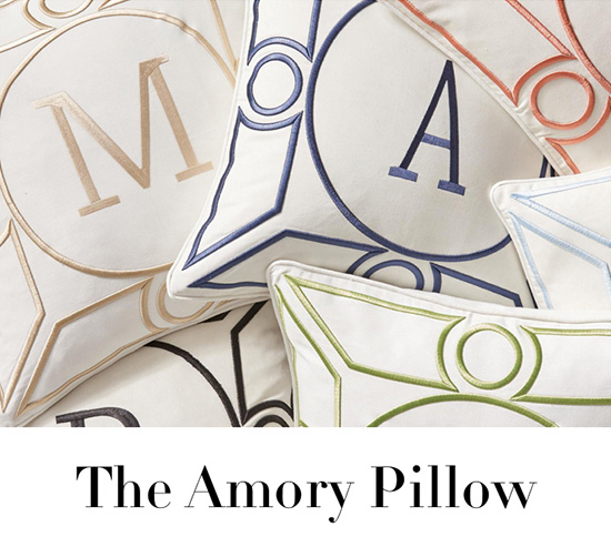The Amory Pillow
