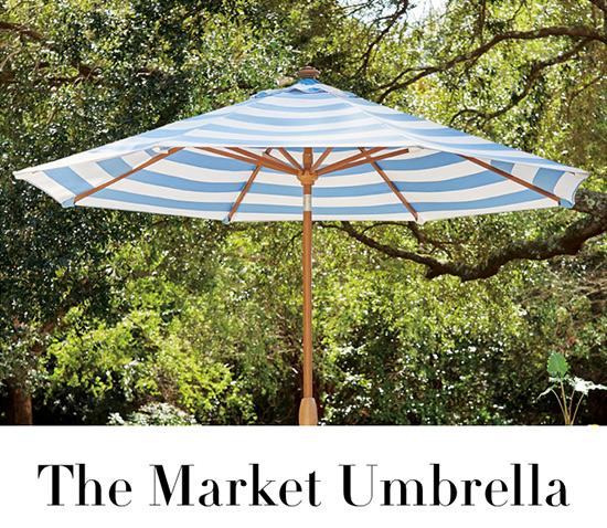 The Market Umbrella