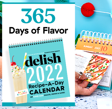 Delish Calendar