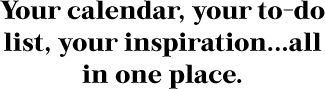 Oprah Planner